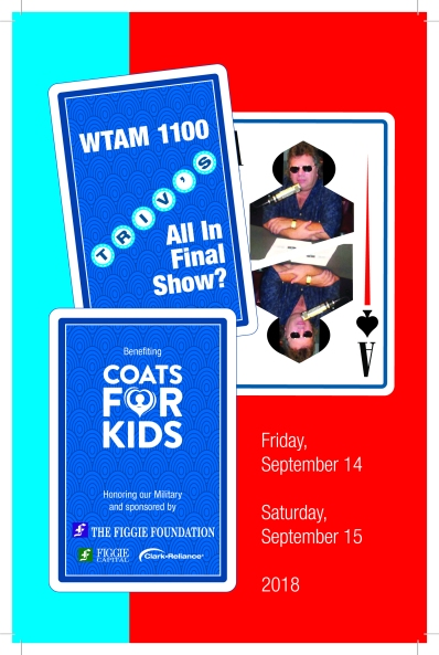 Going All-In Next Weekend – Coats for Kids Cleveland