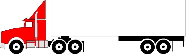 free truck clip art